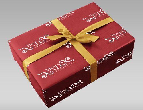Cadeaupapier op maat ViveleDon