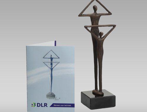 Sculptuur DLR